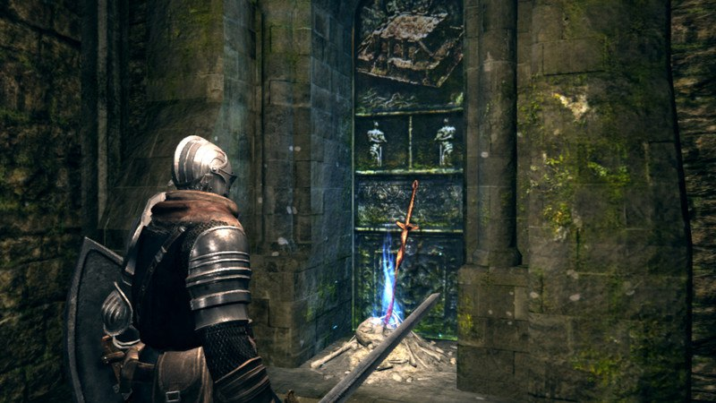 Dark Souls: Prepare To Die Edition (2012) PC | Repack от R.G. Механики - Скриншот 1