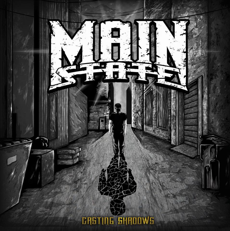 Main State - Casting Shadows (EP) (2015)