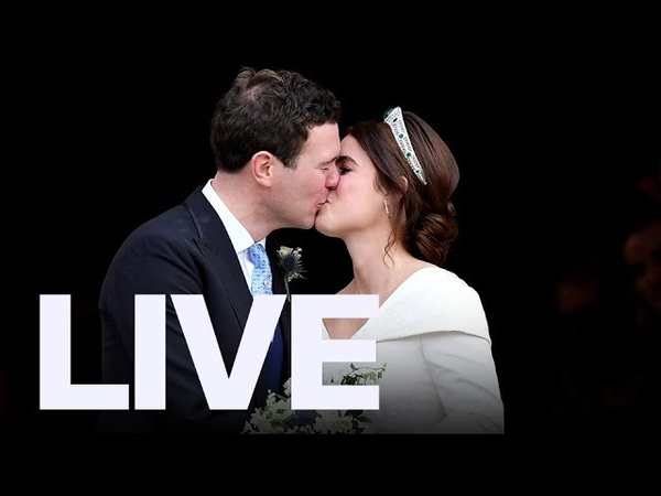 LIVE Royal Wedding Of Princess Eugenie And Jack Brooksbank