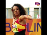 Прекрасная Мария Виченте - мировой рекорд U18 в многоборье