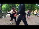 Tango open-air, st.petersburg, vasilyevsky island, Mika Merk Galya Alyona