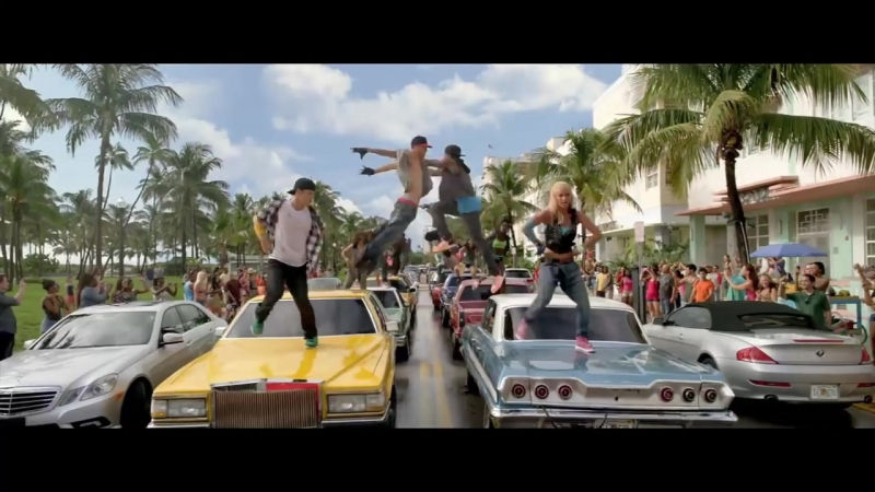 Step Up Revolution Opening Sequence Official 2012