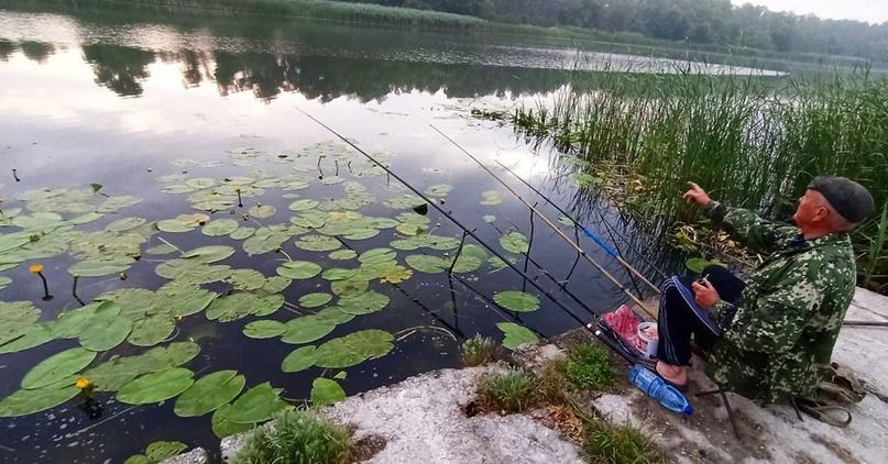 Душевная рыбалка 🎏