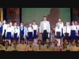 Музыка Френкеля «Погоня» хор Щелковской ДМШ
