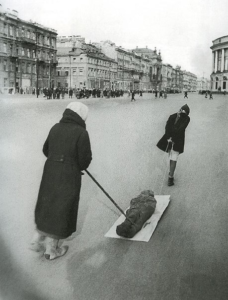 Снятие 900-дневной блокады Ленинграда