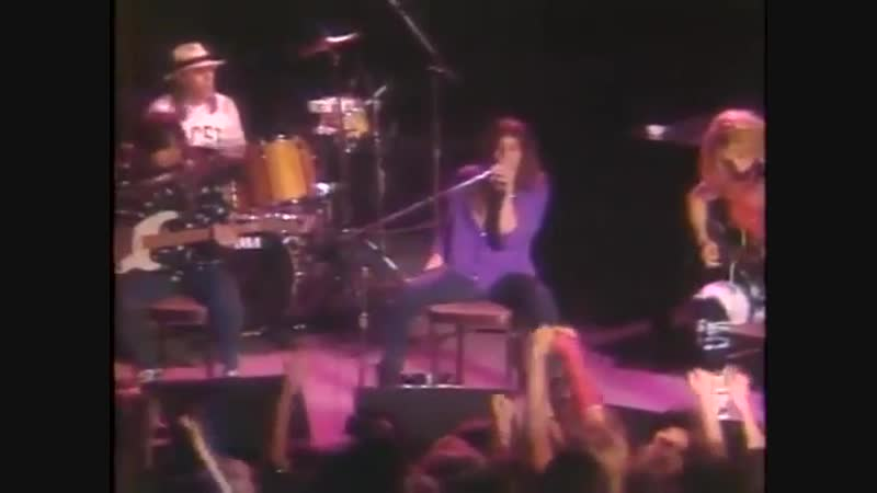 02. TESLA Heaven's trail (No way out) (live in U.S.A. at The Trocadero Theatre (Philadelphia) (02.07.90)
