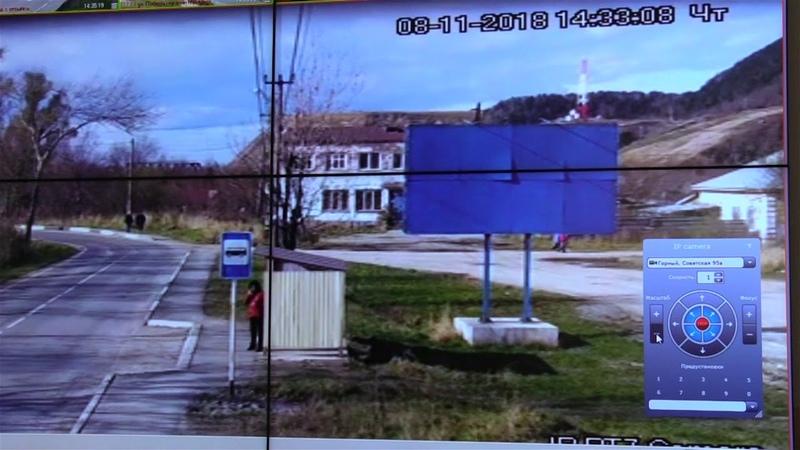 Новые камеры видеонаблюдения в с.Горнозаводске