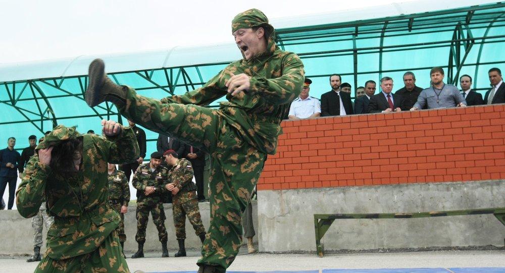 Все о русском спецназе