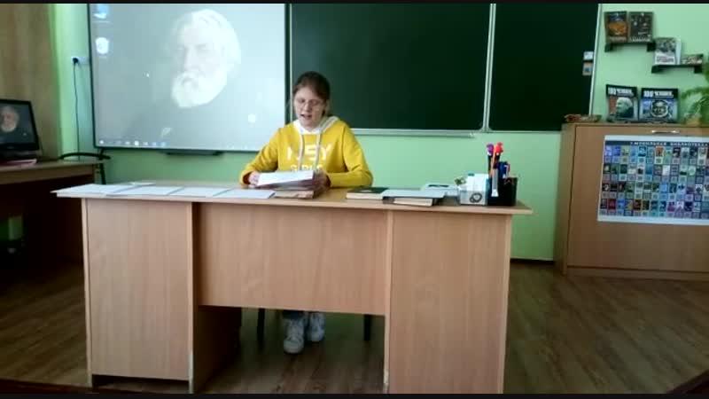 Чемпионат по чтению вслух. 1