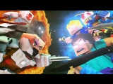 Living In A Nightmare - A Minecraft Original Music Video ♪