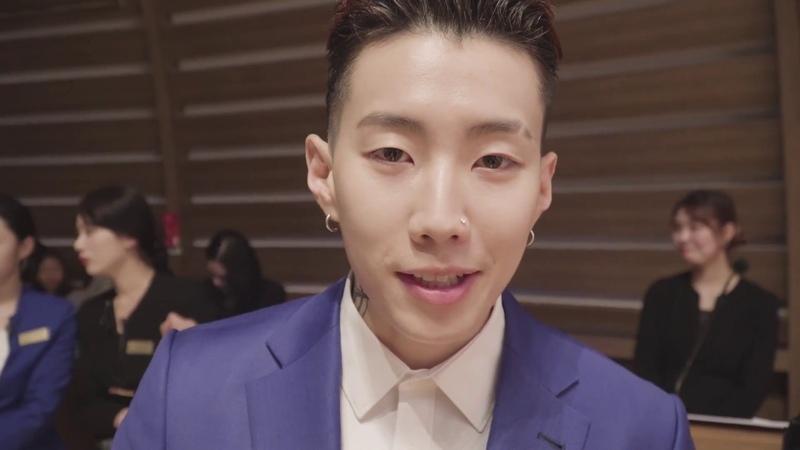 [21.10.2018] JiYu Joony Hip-hop Wedding (Feat. MC Jay Park)