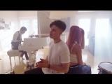 DUSK TILL DAWN - Zayn ft. Sia ¦ Kirsten Collins, Blake Rose, KHS Cover