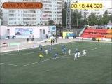 Волга - Балтика (Калининград) - 4:0 (2:0) - 1 тайм