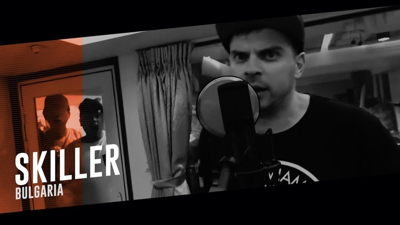 SkilleR | Asia Beatbox Championship 2018 Studio Session | Beatbox Art