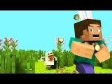 Майнкрафт Выживание с Динозаврами и Друзьями - Minecraft с Модами (1 серия)