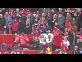 MANCHESTER UNITED PREMIER LEAGUE CHAMP20NS!! ��������� ������ ���� ������ ���������.