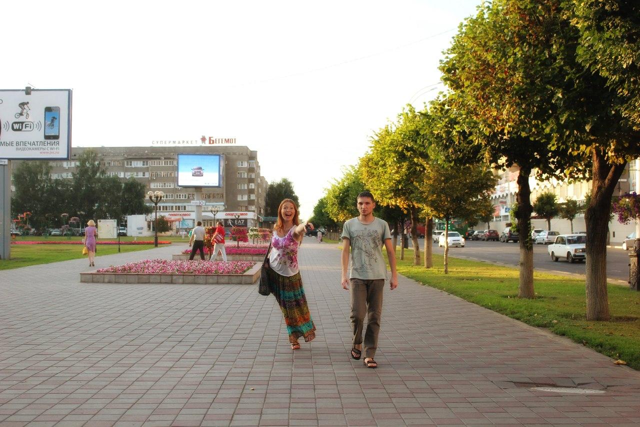 Улицы Тамбова
