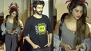Kartik Aaryan Spotted With Girlfriend Dimple Sharma After A Dinner Date