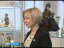 В Ярославском музее-заповеднике открывается выставка авторских кукол Ольги Романовой