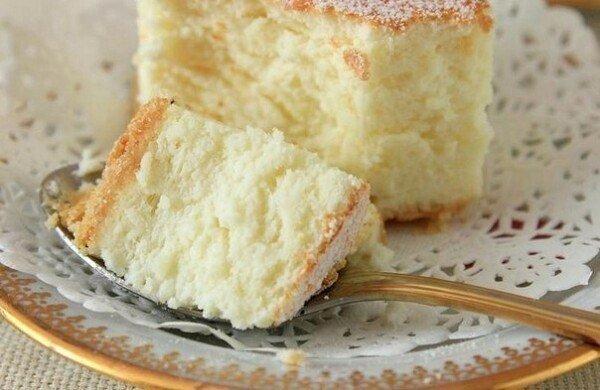 Нежнейший творожный пирог