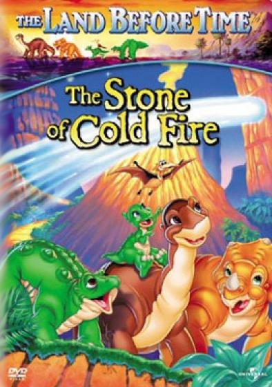 En Busca del Valle Encantado 7: La Misteriosa Piedra de Fuego