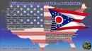 Ohio State Song BEAUTIFUL OHIO with music, vocal and lyrics
