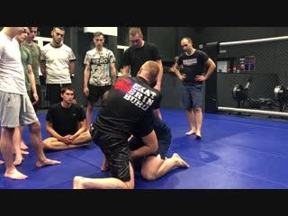 Александр Лаптев (FIGHT CLUB CLINCH) - тренер по ММА