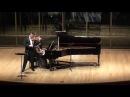 Schumann Sonata 2 d minor Op.121 Ivan Ženatý and Sandra Shapiro Live recording