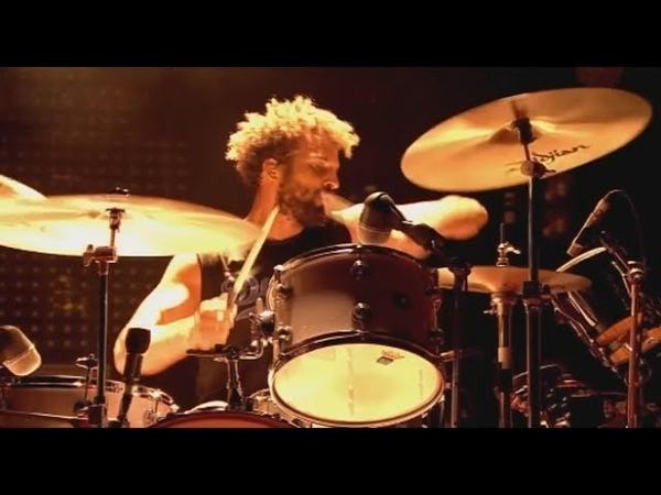 Top 10 Drum Solos in Rock in 90s 2000's