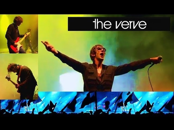The Verve Glastonbury 2008 Full HD Video