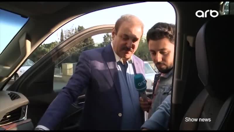 Азербайджанский певец Джаваншир Мамедов Хороший мужчина не назовет стоимость своего автомобиля Азербайджан БАКУ Карабах 2018