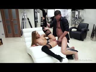 Alexis crystal - loves anal games [all sex, hardcore, blowjob, lingerie]