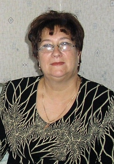 Татьяна Шмигельская