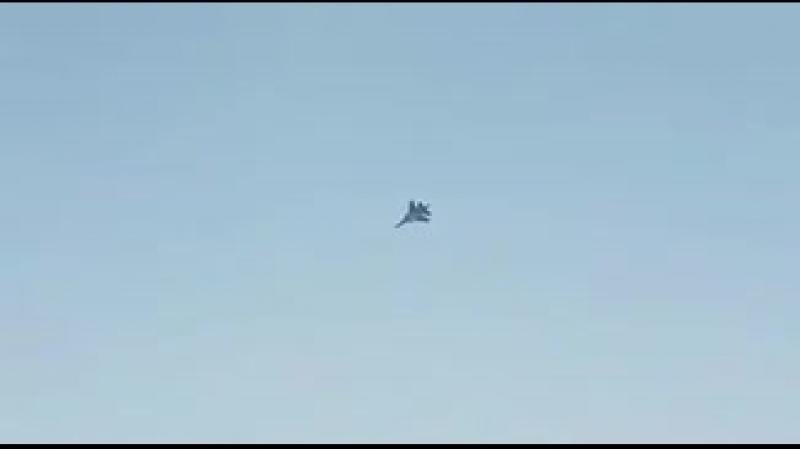 Су-34 над Триполи
