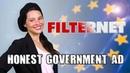 Honest Government Ad Article 13 Internet Censorship Bill