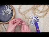 DIY Christmas Craft Ideas Rustic Decoration