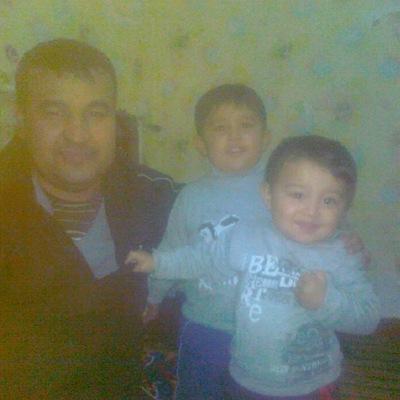 Улугбек Одинаев, 18 февраля , id206022821
