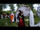На Симфопарке омичи поженились по венециански