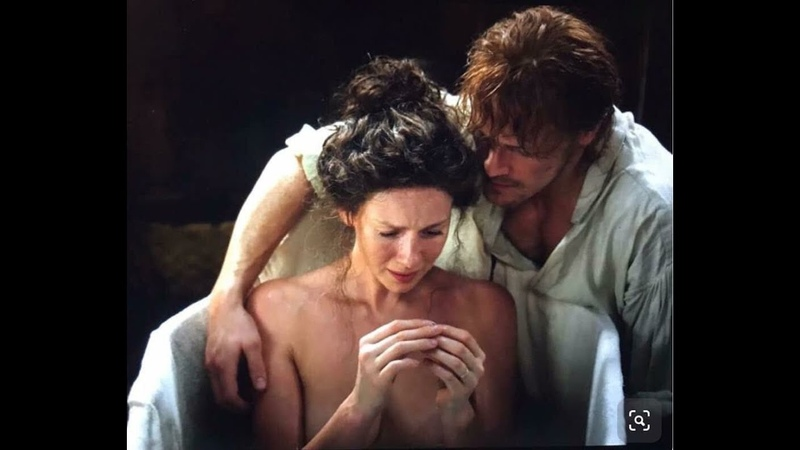 Jamie Claire ever stronger love and emotion of reunion with friends Outlander 4