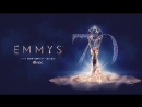 The 70th Annual Primetime Emmy Awards 2018 EMMYs 2018