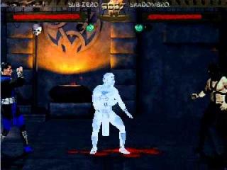 Mugen Mortal Kombat Shinobi - Обзор и демонстрация геймплея