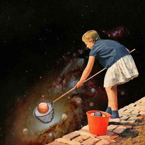 Необычные и странные сюрреалистические коллажи нидерландского художника Тона Йосена