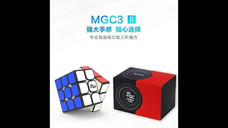 Обзор 3х3 кубика MGC v2