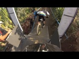 WynTV a run at Asia Pacific Downhill Challenge Bali