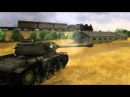 World of Tanks - жизнь, мультик
