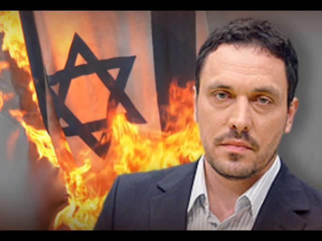 Израиль это фашистское государство. Максим Шевченко