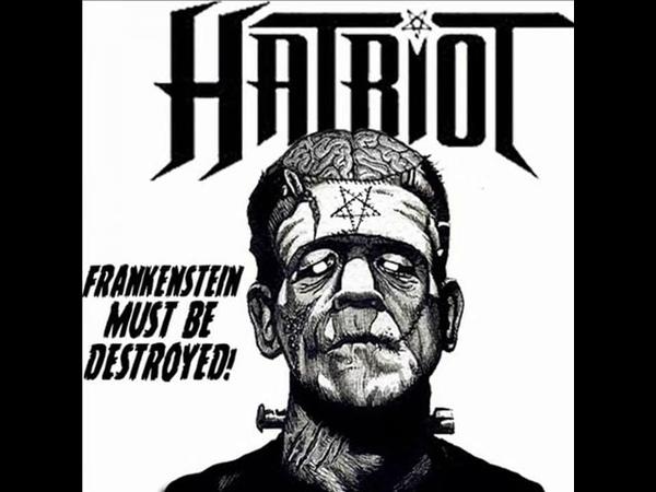 Hatriot - Carnival Of Execution (2018) [Full Ep] 320kbps