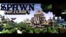 СПАВН для сервера Minecraft. NexMc. Valor in the jungle. SERVER SPAWN CINEMATIC.