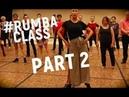 Rumba Hip action Tutorial Anna Kovalova Lecture series Pt 2