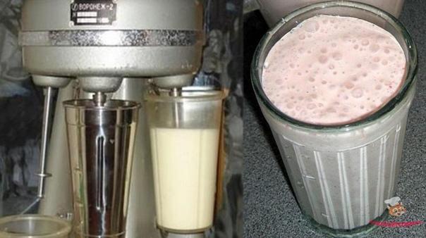 Всё просто, когда знаешь тайну советского молочного коктейля из детства. Никто больше не расскажет.